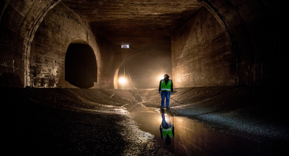 How a Sewer Will Save St. Louis